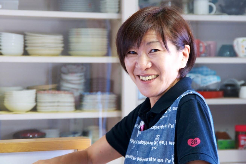 櫻庭靖子さん