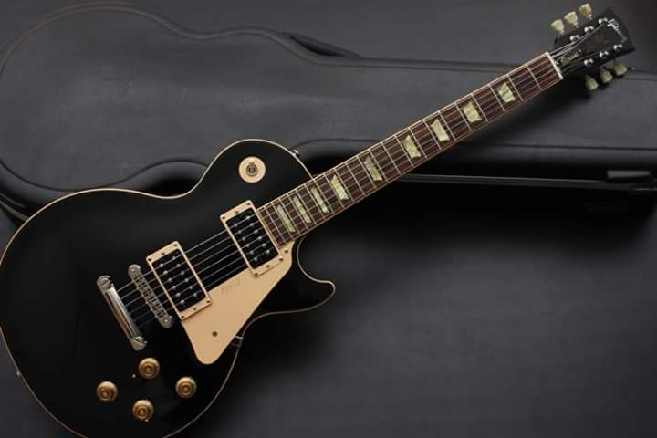 Indonesia Guitar Seller Gibson LesPaul Classic 60 Black