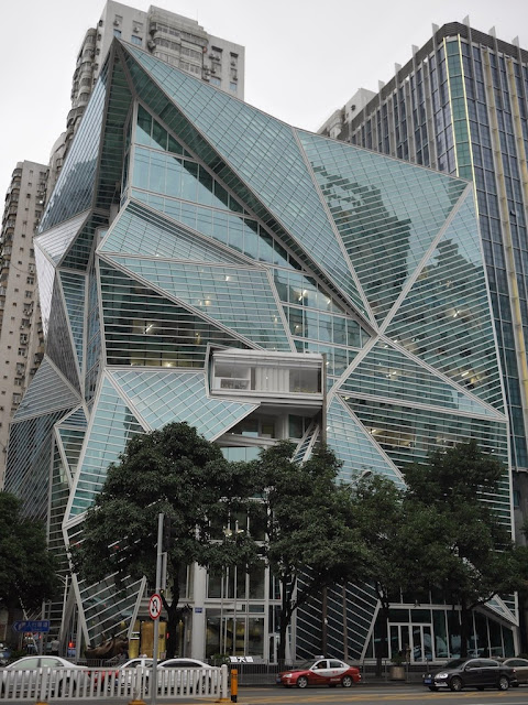 Ruihe Building (瑞和大厦) in Shenzhen