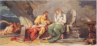 Goddess Egeria Image