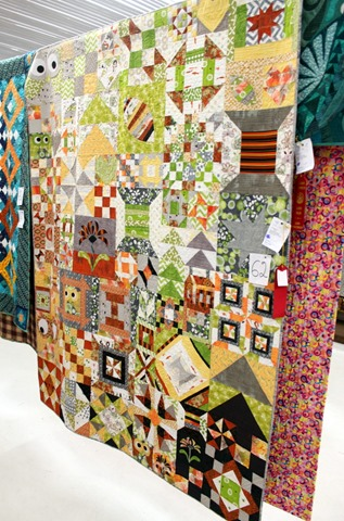 My Favorite Block Quilt