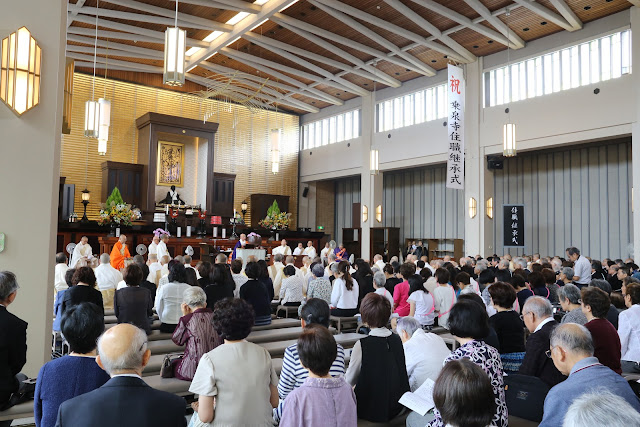 Seijun's Blog: 乗泉寺の住職継...