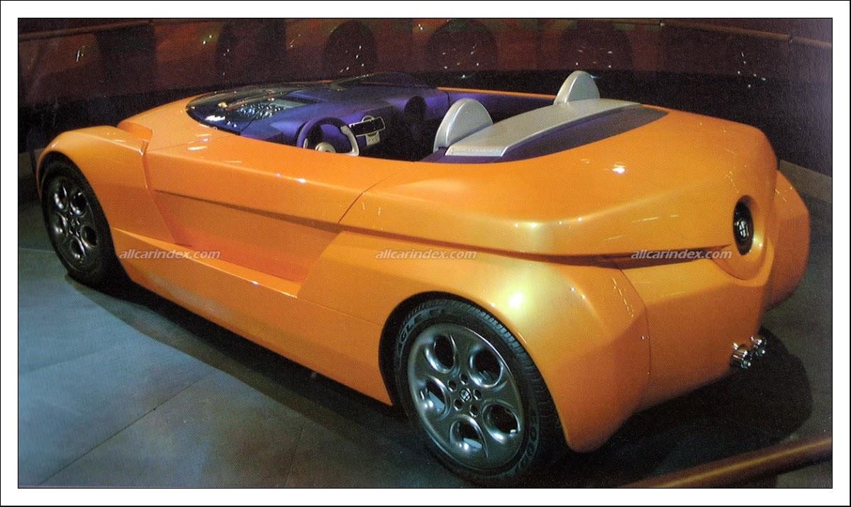Alfa Romeo - Centauri Spider