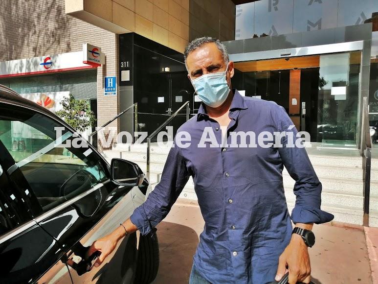 LA VOZ ha estado con José Gomes esta mañana.