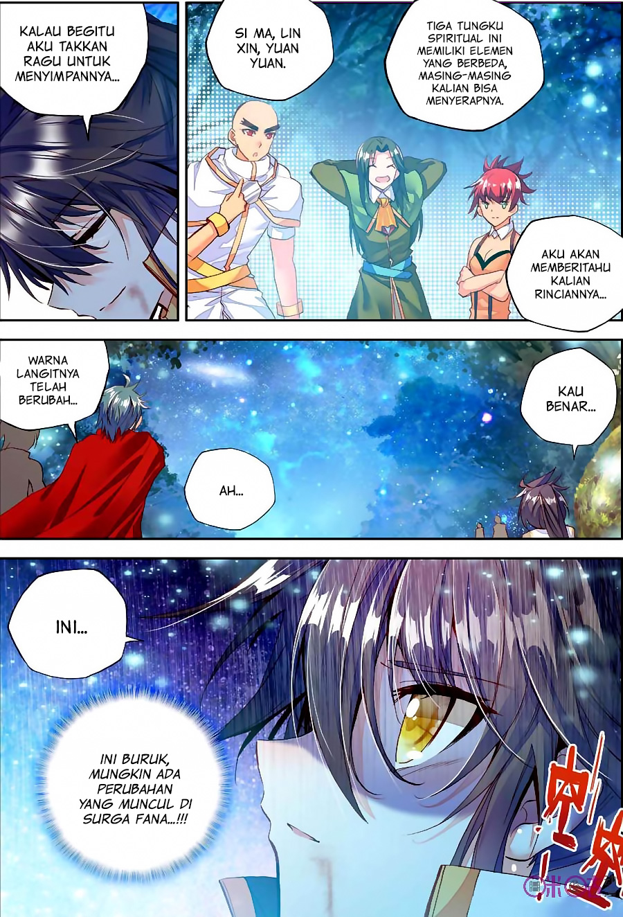 Baca Manga Shen Yin Wang Zuo Chapter 122 Komik Station