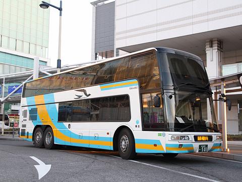 JR四国バス「ドリーム高松号」 649-5950