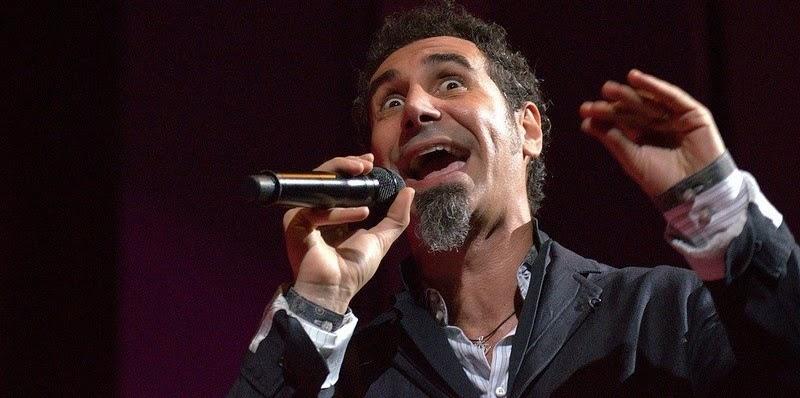 Ouça o cover de 'Crazy Train', nova faixa de Serj Tankian