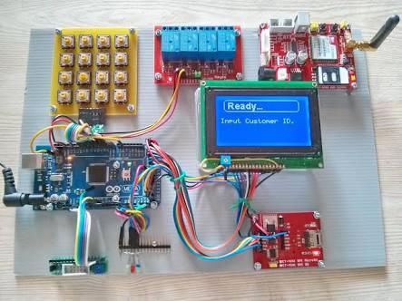 Electronics Mini/Major Projects: Project - #69