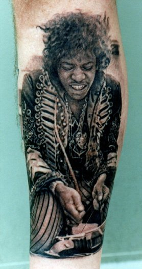 Jimi Hendrix #2