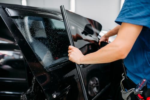 Como tintar las ventanillas de tu coche
