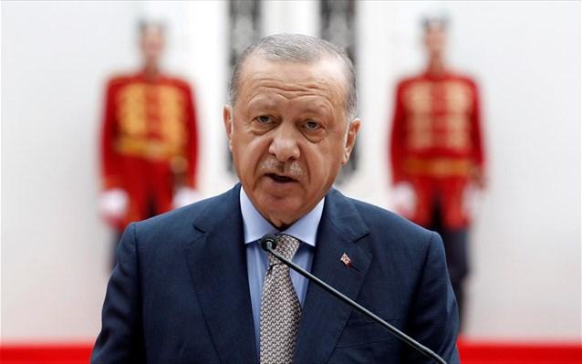Ερντογάν: «Personae non gratae» οι πρεσβευτές 10 χωρών που κινητοποιήθηκαν υπέρ του Καβαλά