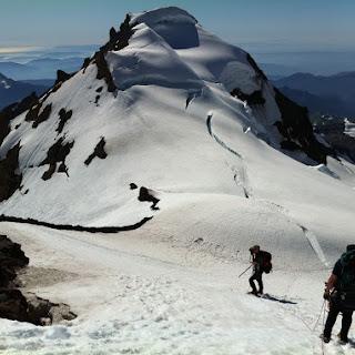 Mt Baker Climb 2011