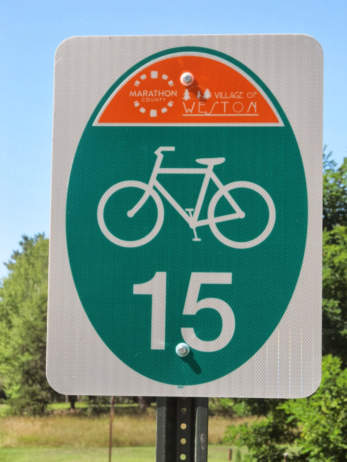 Wausau MPO Bicycle Route System