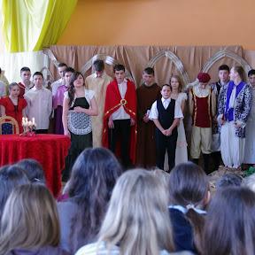 """""""Romeo i Julia"""" - Szekspir na szkolnej scenie - 10 kwietnia 2013"""