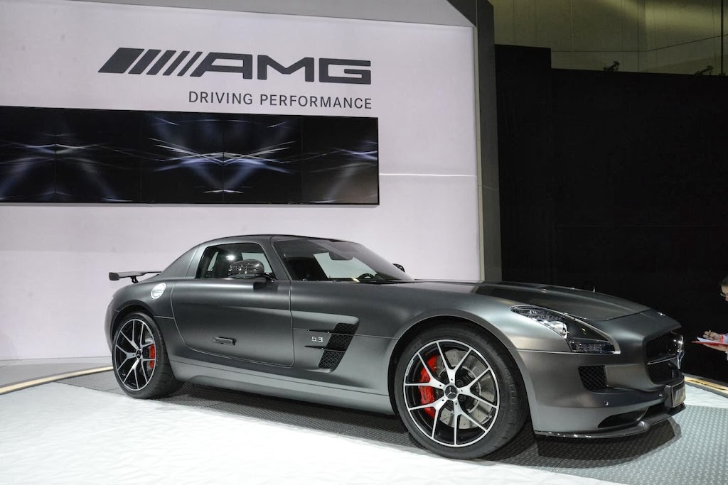 2015 Mercedes Benz SLS AMG GT Final Edition 4