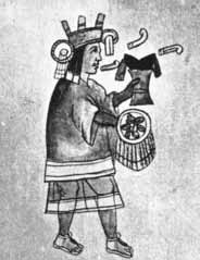 Chicomecoatl, Gods And Goddesses 6