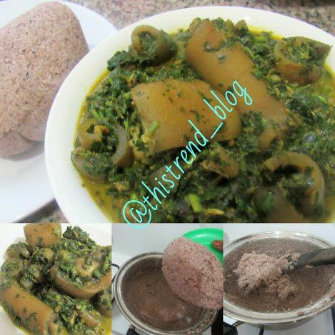 how to make nigerian fufu