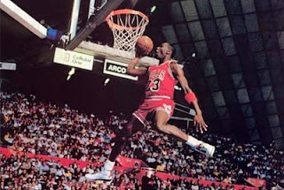 Michael Jordan Air Time