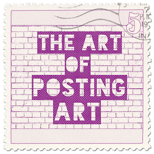 The art of posting art