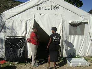 Photo: Cholera Clinic