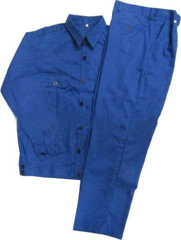 Quần áo bảo hộ lao động vải chéo công nhân - QAK0012