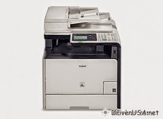 Download latest Canon imageCLASS MF8580Cdw laser printer driver – the best way to deploy