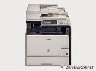 download Canon imageCLASS MF8580Cdw printer's driver