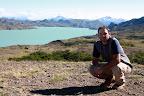 Joshua Overlooking Lago Nordenskjold (Torres Del Paine, Chile)