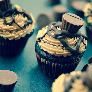 Reese's Minis Cupcakes