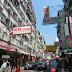 durch die Straßen Hong Kongs
