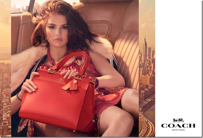 Coach X Selena ADV Campaign (3)