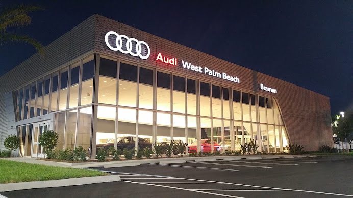 Audi West Palm Beach Google - Braman audi