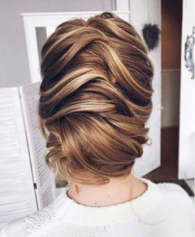 Different Types Of Hairstyles For Brides 2018 Fashion 2d