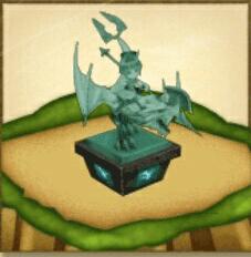 エクセリアの像