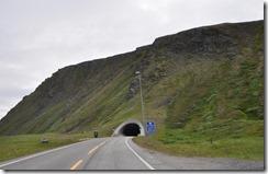 2 tunnel d'acces à l'ile de Mageroya