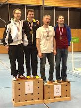 Photo: Alsace 2014 Double Hommes Honneur Médaille d'Or: Alex Neu