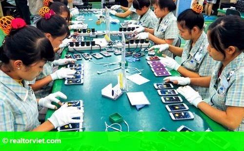 Hình 1: 20.000 người đăng ký thi vào Samsung Việt Nam