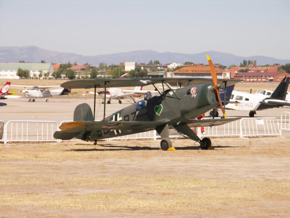 """Exhibición aerea de la Fundación """"Infante de Orleans"""". PICT0415"""