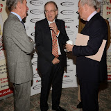 OIC - ENTSIMAGES.COM - Michael Buerk, Lord Falconer and Gyles Brandreth at the The Oldie of the Year Awards in London 3rd February 2015 Photo Mobis Photos/OIC 0203 174 1069
