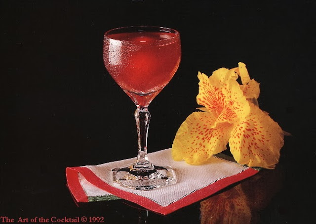 Wedding Bells Cocktail | The Art of the Cocktail 1992