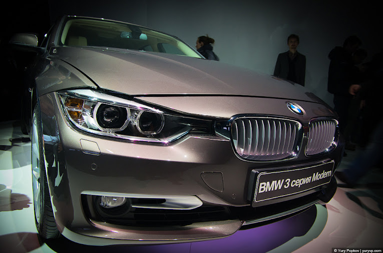 New BMW 3rd Serie