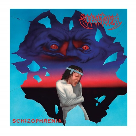 1987 - Schizophrenia  - Sepultura