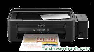 Cách download và cài đặt phần mềm máy in Epson L350
