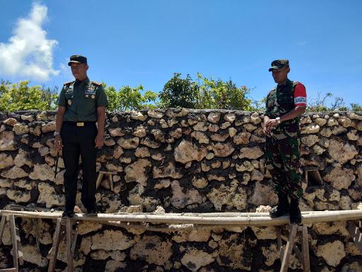 Danrem 141/Tp Harap Sinergitas TNI dan Pemkab Bulukumba Terus Terjalin
