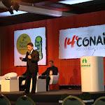 Palestra sobre As Perspectivas e Desafios do Cenário Econômico Atual, no 2º Fórum Político Nacional Unimed  em Foz do Iguaçu (PR), no dia 16/05