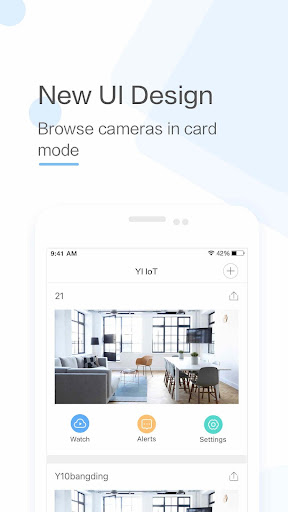 YI IoT 1.8.4_20200730 screenshots 1