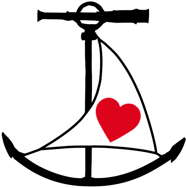 Anchor With Heart Clipart