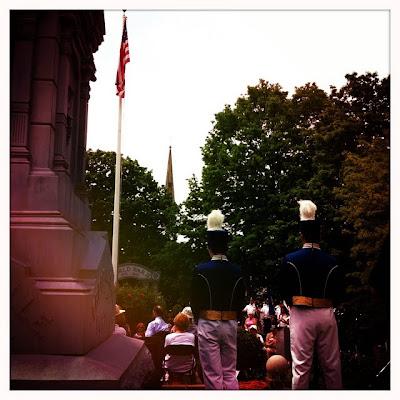 Connecticut Memorial