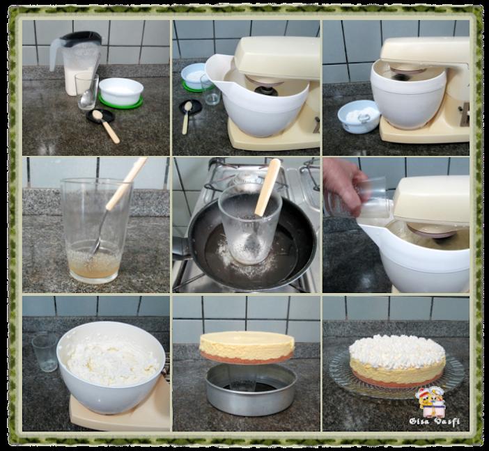 Torta chifon de limão 4