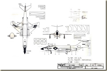F_RF-101A_C Plan, Shear and Sections